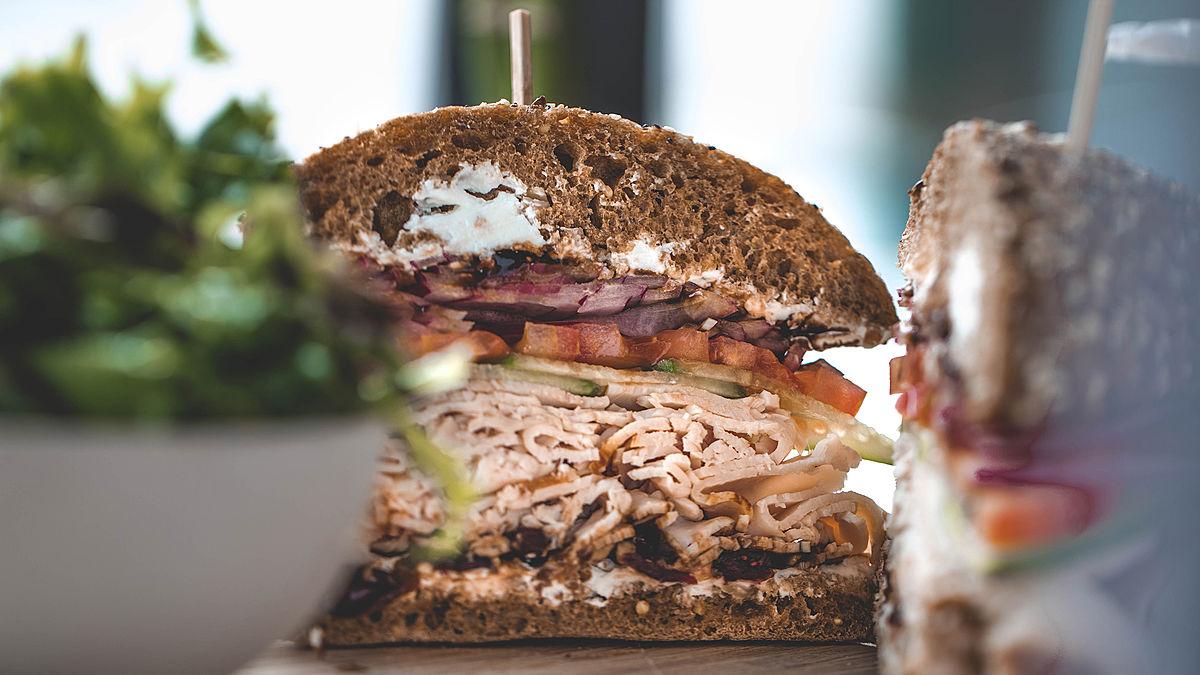 Carving Board Sandwich
